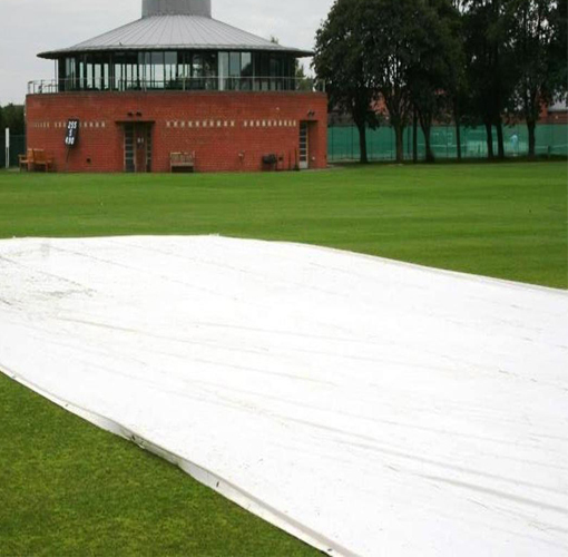 Cricket Wicket Cover Tarpaulin 200gsm