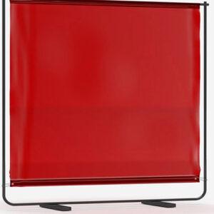 PVCWeldingScreenForWeldingZone1900mmHeight