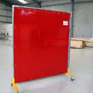 PVCWeldingScreenForpersonnelSafety